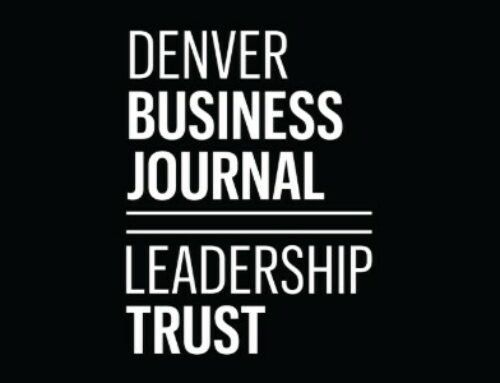 Kimberly shares her story with the Denver Business Journal